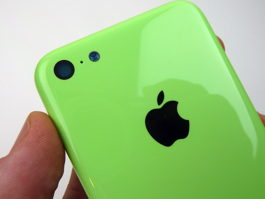 iPhone 5C Photo Gallery