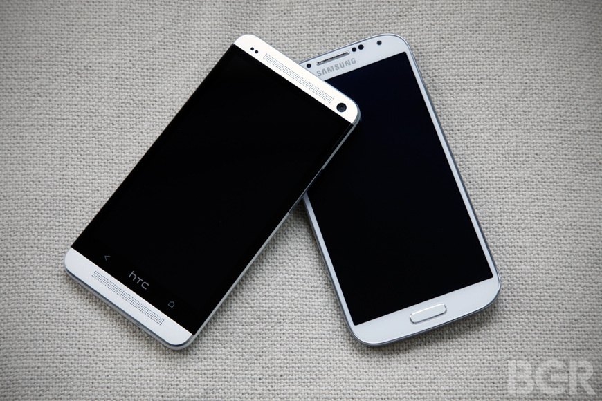 Galaxy S4 Vs. HTC One Review: Which is the best Android in the world ...