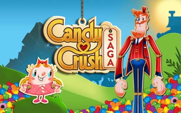 Yes, maker Candy Crush Saga
