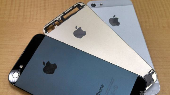 Gold iPhone 5S Video