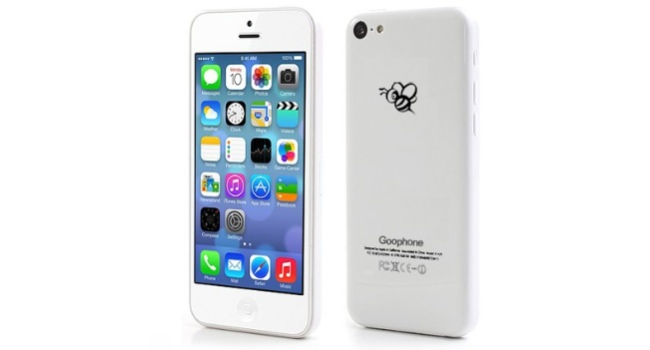 Goophone 5C Release Date September