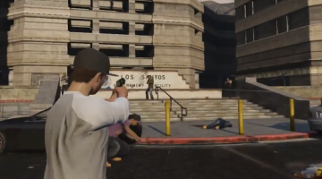 Grand Theft Auto Online Gameplay Trailer