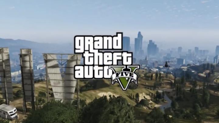 GTA V 2014 Sales