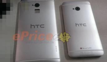 HTC One Max Specs Fingerprint Scanner