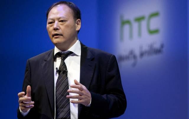 HTC CEO Cher Wang