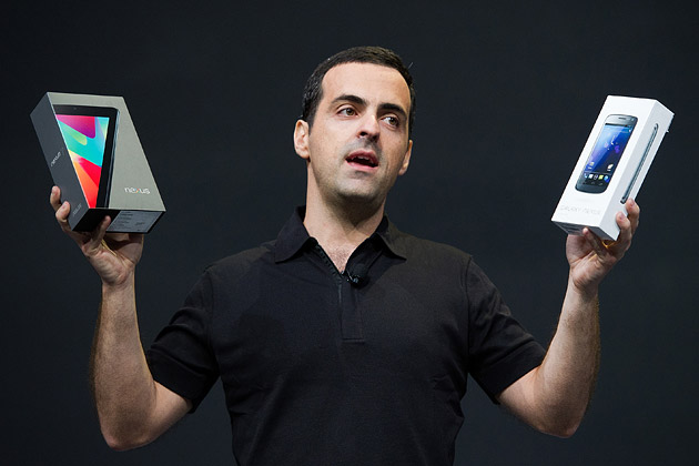 Hugo Barra on iPhone 6 Design and Xiaomi