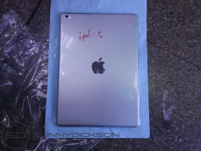 iPad 5 Photos