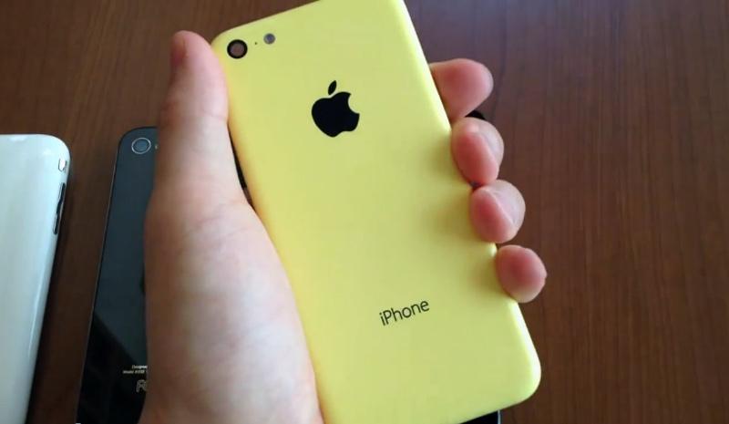iPhone 5C Video