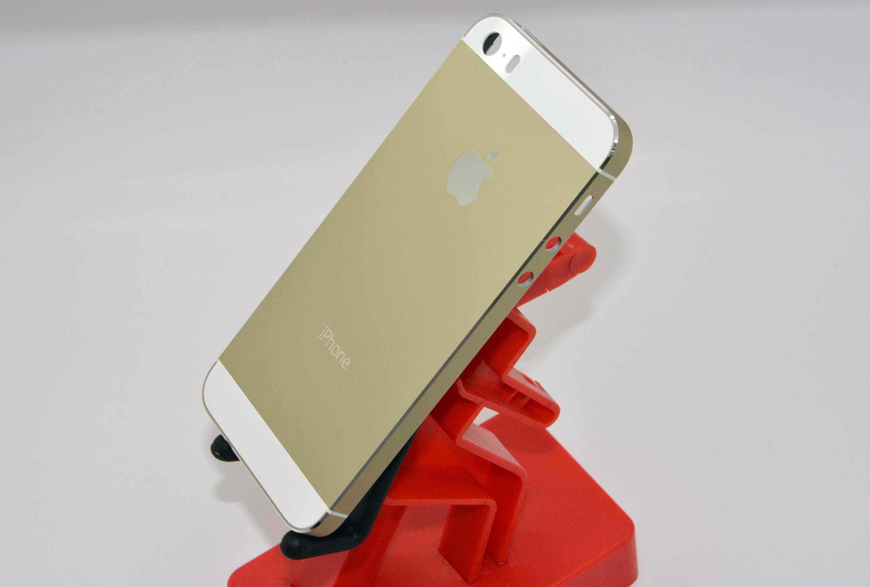 Gold iPhone 5S Photos
