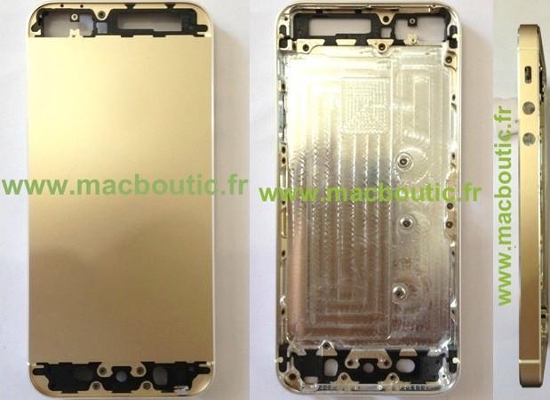 iPhone 5S Gold Photos