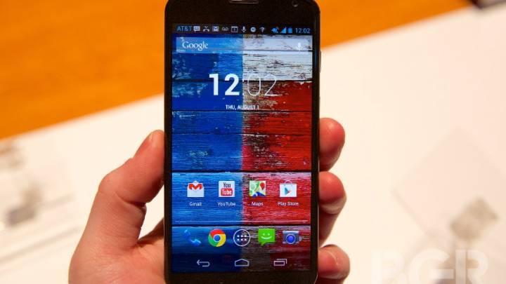 Motorola Smartphone Market Share