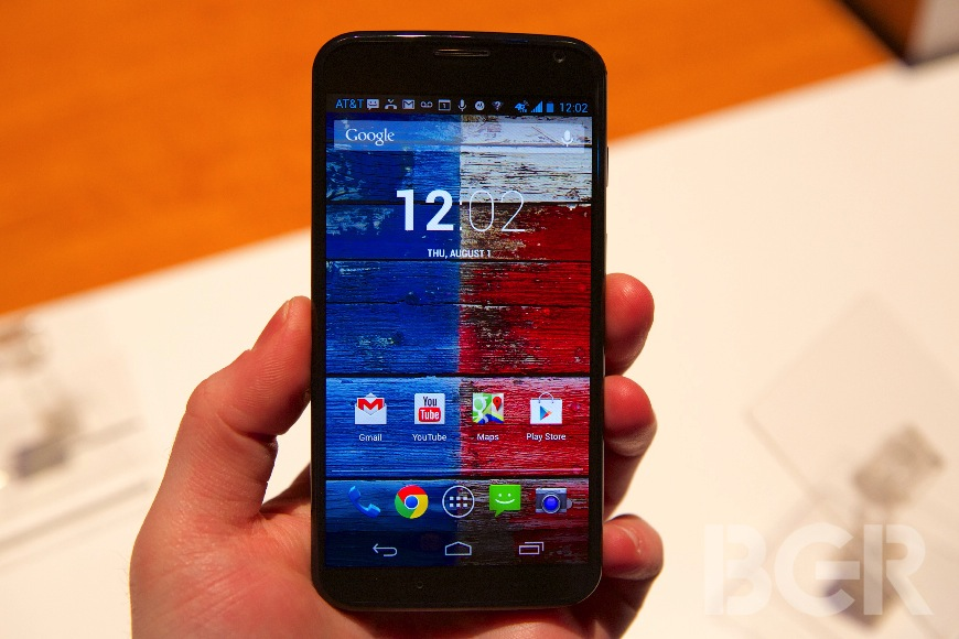 Motorola Moto X Preview, Release, And First Impressions