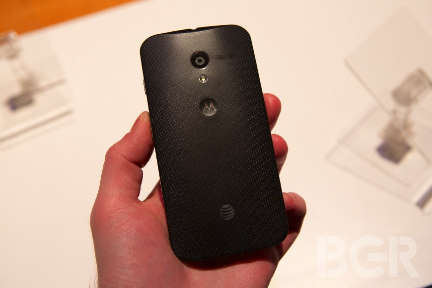 Google Moto X Marketing Analysis