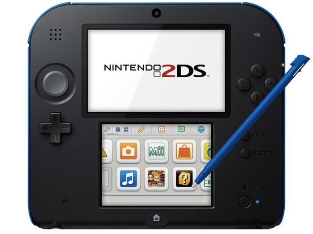 Nintendo 2DS Release Date October 12th