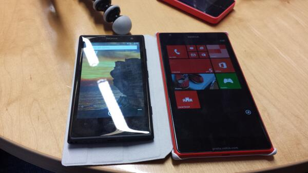 Nokia Lumia 1520 Red Photo Leak