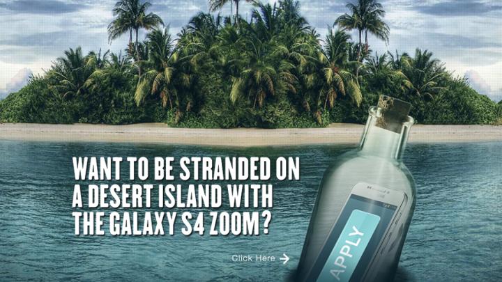 Samsung SOS Island Competition