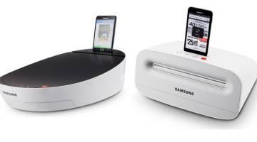 Samsung Printer Stereo Smartphone Dock