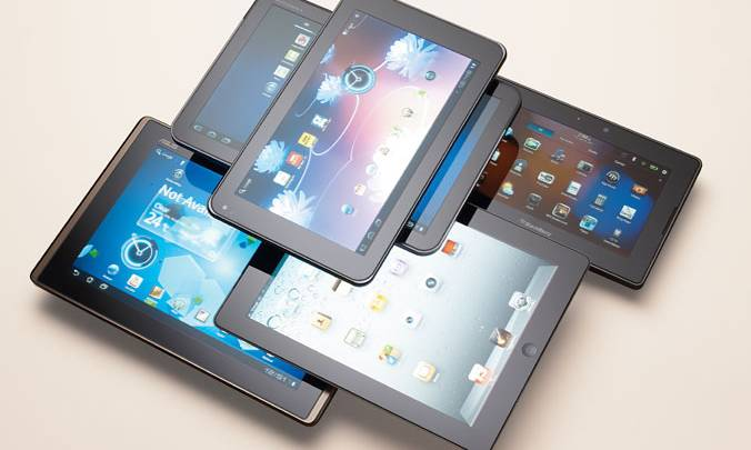 Tablets Shipments 2014 Projection