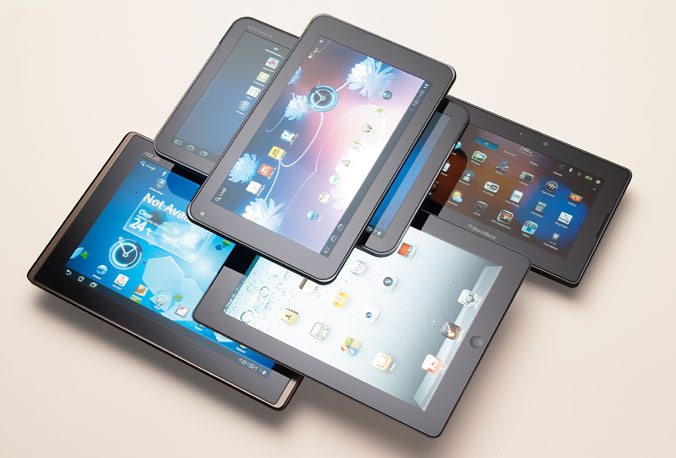 Tablet eReader Ownership Growing