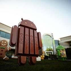 KitKat Android market share May 2014