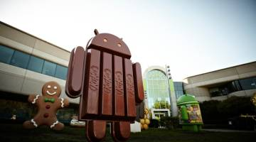 Galaxy Android 4.4 KitKat Update