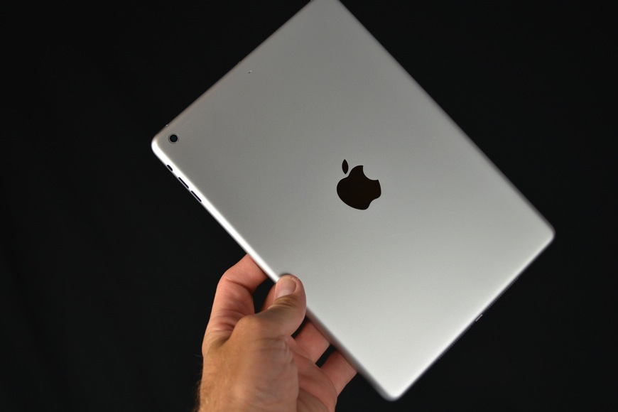 iPad 5 Smart Covers Video