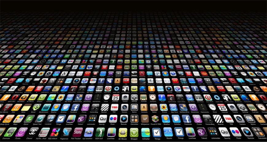 Mobile App Store Downloads