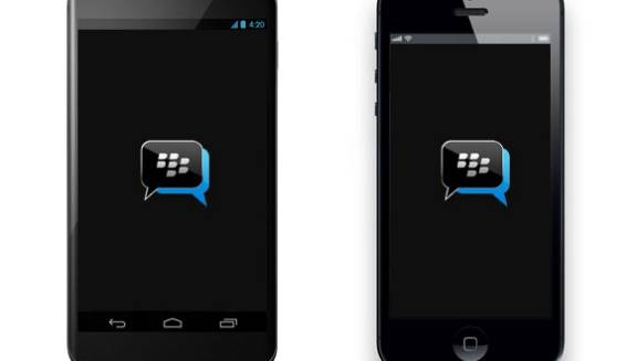 BBM Android 1 Million Downloads Analysis