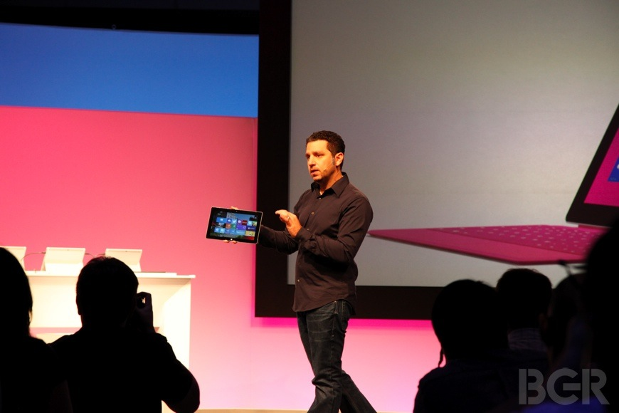 Microsoft Surface 2 Analysis
