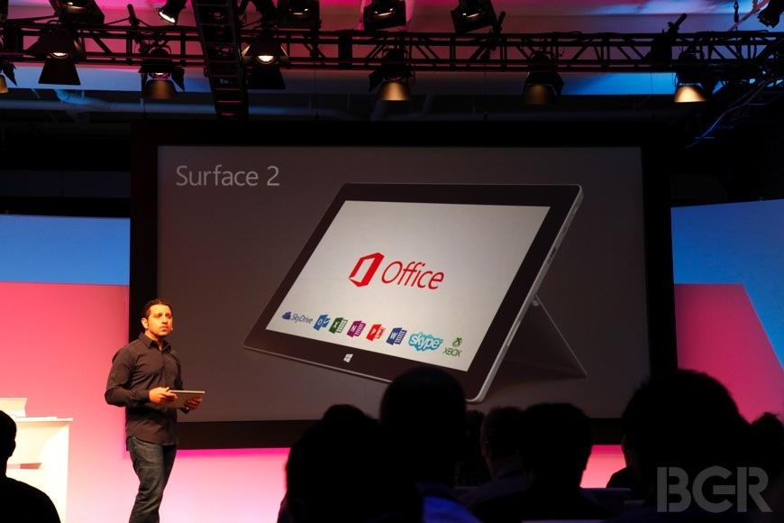 Microsoft Surface 2 Marketing Criticism