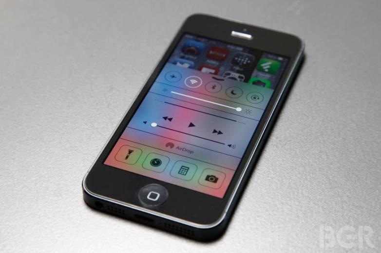 Good for Enterprise iOS 7