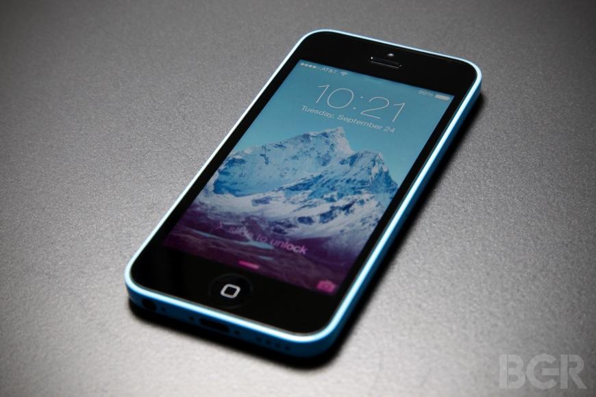 Apple iPhone 5c Sales