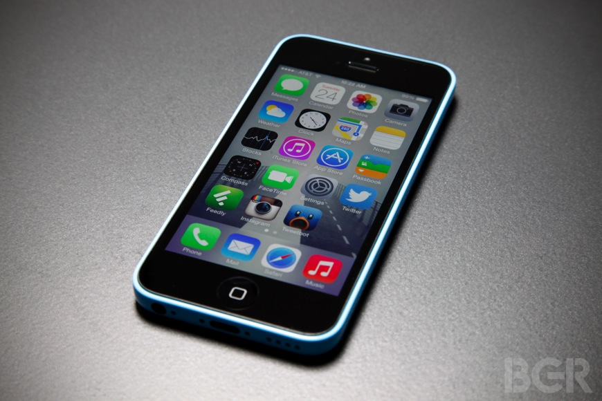 iPhone 5c End of Life supposedly set for mid-2015