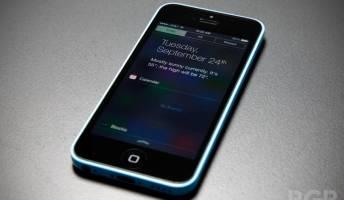 iPhone Speed Test Video