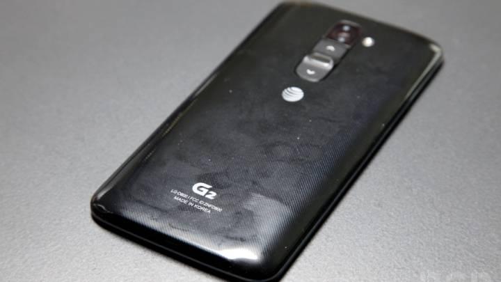 LG G3 Specs: Size