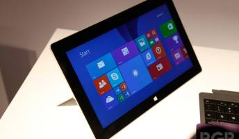 Surface Pro 2 Intel Processor Upgrade
