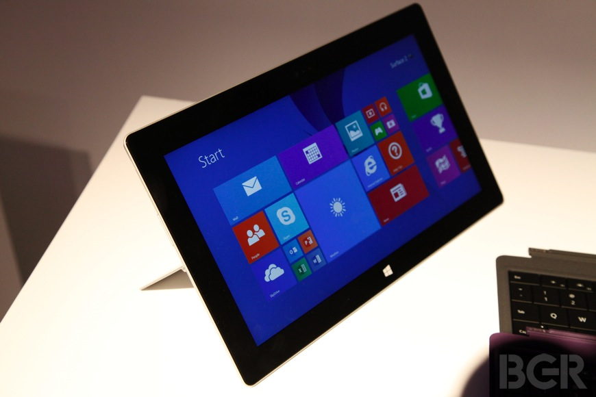 Surface Pro 2, Surface 2 Sold Out
