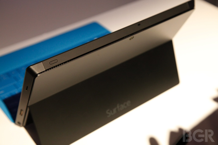 Surface Pro 2 January Firmware Update