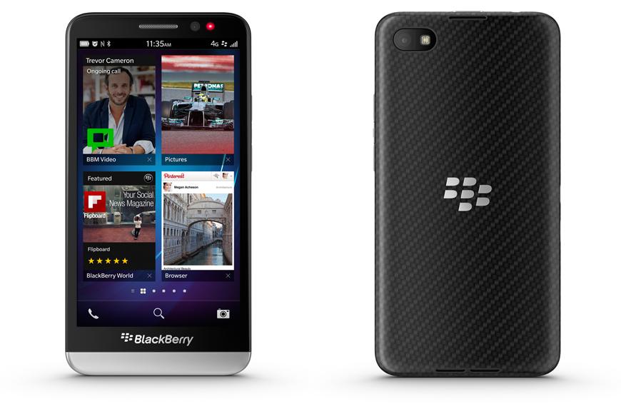 BlackBerry Z30 Verizon Release Date