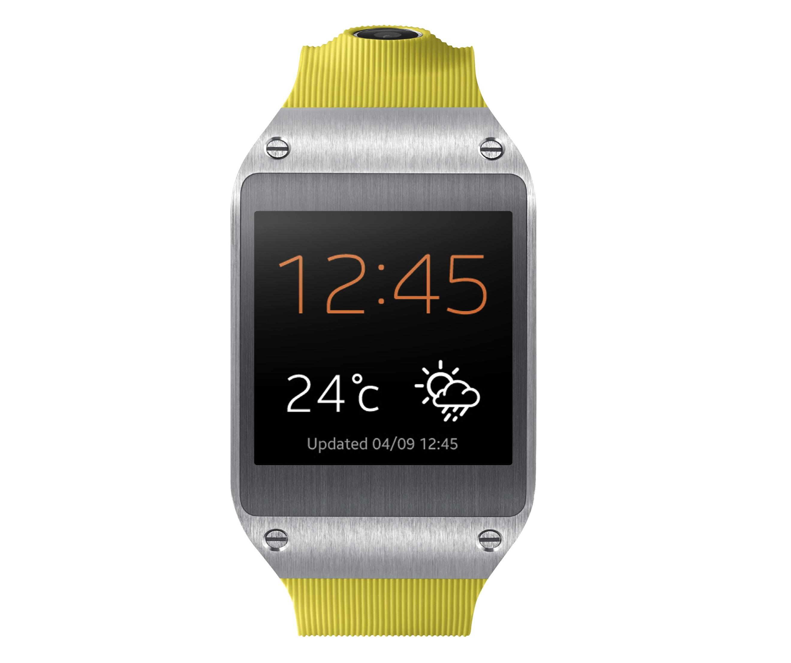 Samsung Galaxy Gear Release Date