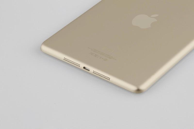 iPad Mini 2 Gold Photos