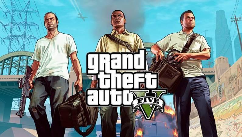 Grand Theft Auto Trailer