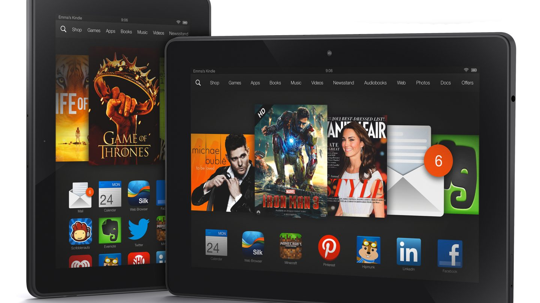 Amazon Kindle Fire HDX Release Date