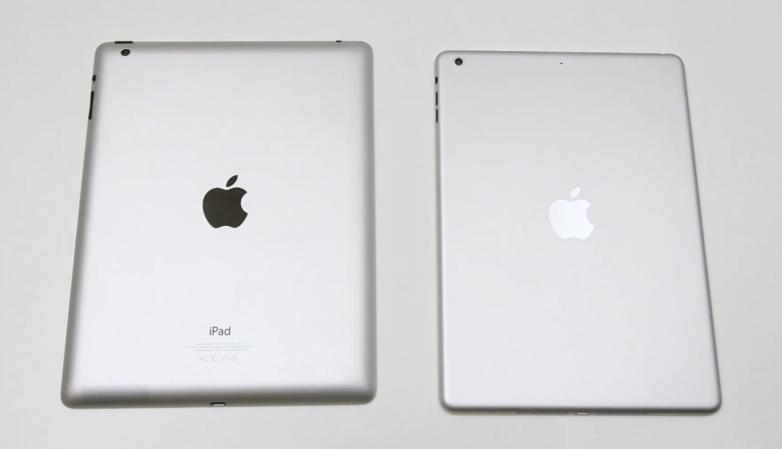 iPad 5 Leaked Video