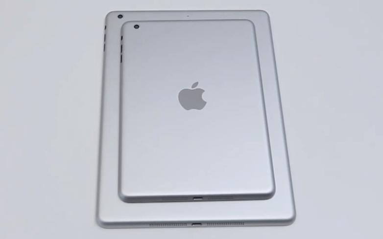 iPad Mini 2 Leaked Video