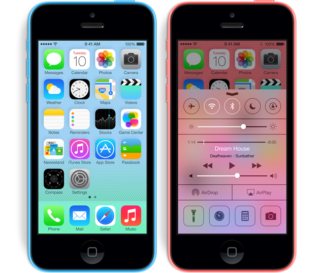 iPhone 5c Preorders