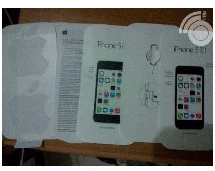 iPhone 5C Instruction Manual 2
