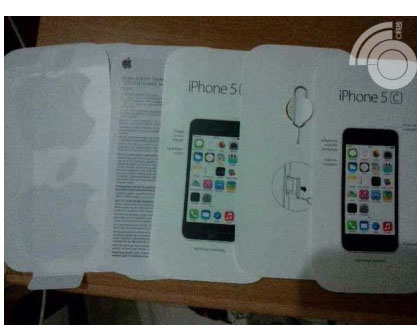 iPhone 5C Instruction Manual 2