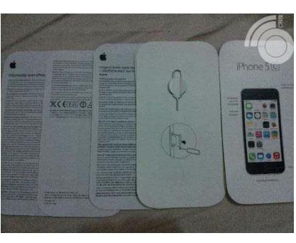 apple iphone manual book
