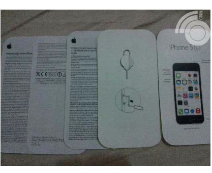 iPhone 5C Instruction Manual 3